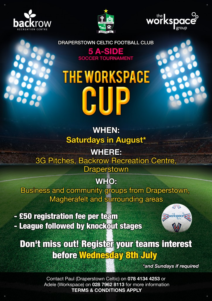 Workspace Cup 2015