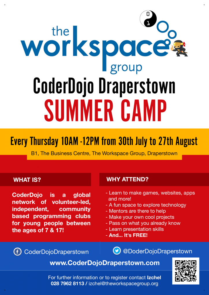 Coderdojo flyer 2