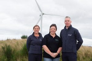 wind farm grants for Draperstown